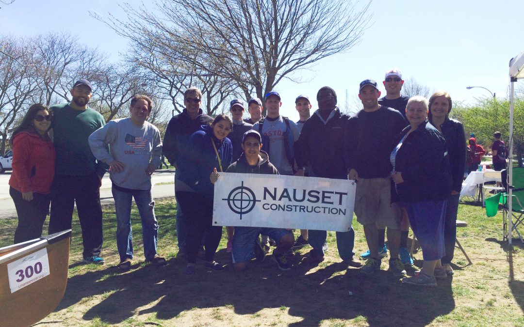 Team Nauset Takes 4th Place Overall in 34th Annual Run of the Charles Race
