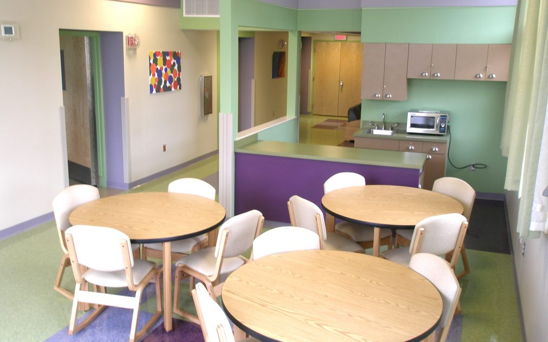 Franciscan Children's Psychiatric Wing