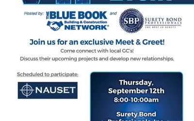 Nauset at VIP Blue Book Event
