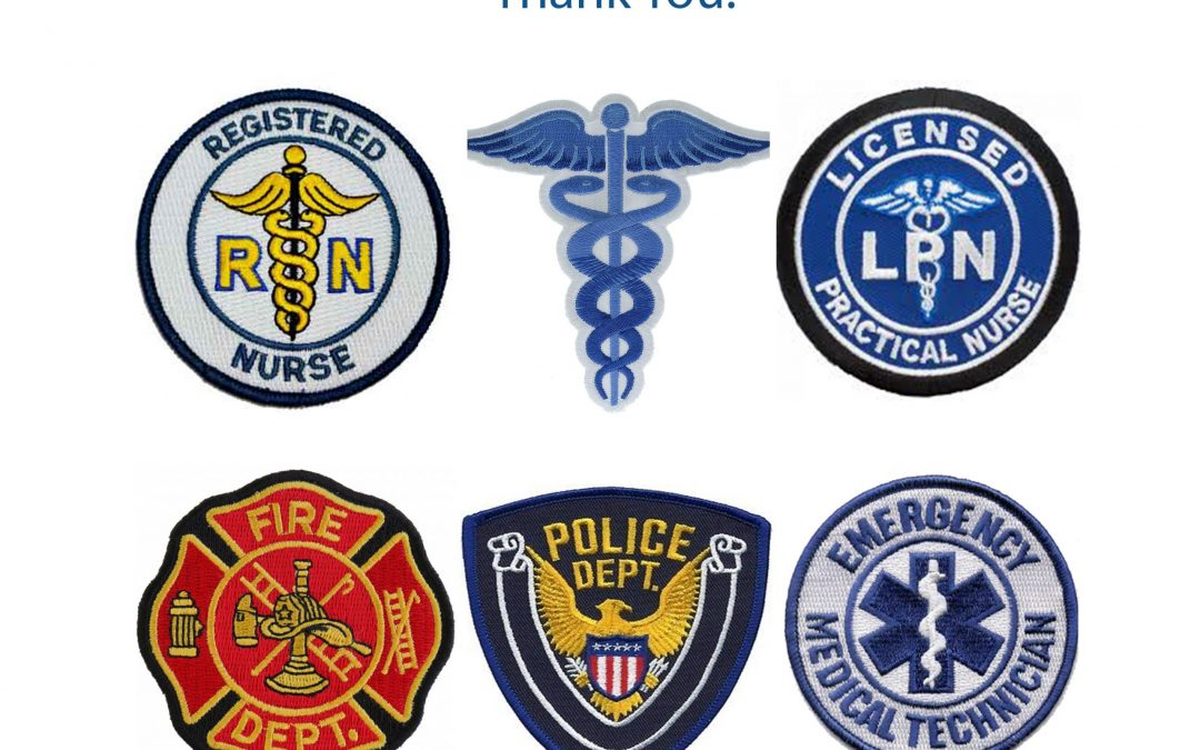 Badges of Honor!
