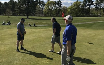 Nauset Hits the Links for a Worthy Cause.